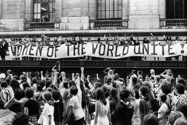 womens struggle for freedom and their impact on modern society Q - what led to the rise of the women's movement and what impact did it have on american society the second-wave of the women's movement in the us refers to a period of feminist activity which began during the early 1960s and lasted through the late 1970s.