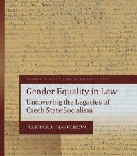Gender Equality in Law book cover