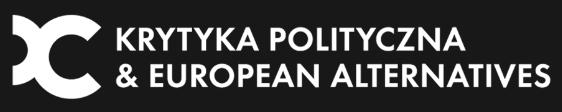 political critique logo - women in academica