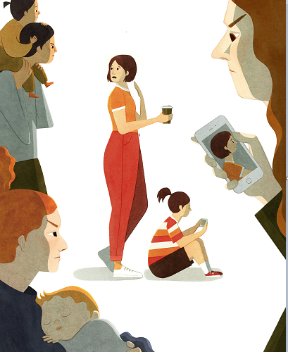 Motherhood in the Age of Fear - Eleni Kalorkoti