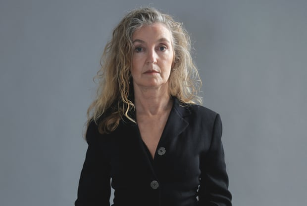 Rebecca Solnit - Photograph: John Lee/The Guardian